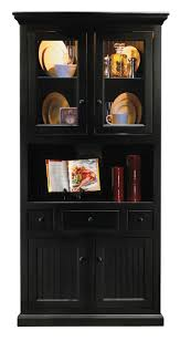 Chinese Kitchen Cabinets For Sale Charming Corner China Cabinet Black 76 Black Corner China Cabinet