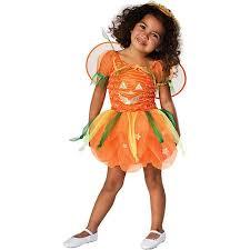 Walmart Halloween Costumes Toddlers Pumpkin Halloween Costume