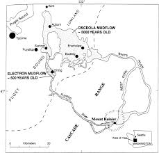 Enumclaw Wa Map Overview Of The Effects Of Mass Wasting On The Natural Environment