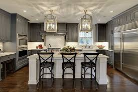 gray and white cabinets in kitchen 20 fabulous kitchens featuring grey kitchen cabinets the