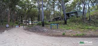 get lost guidesben ewa campground camping moreton island