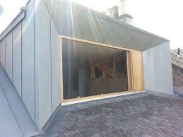 Loft Dormer Windows Zinc Clad Loft Extension By Konishi Gaffney Creates An Extra