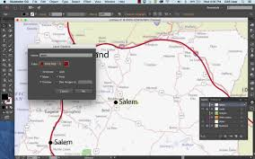 United States Map To Fill In by How To Draw A Simple State Map In Adobe Illustrator Cc Youtube