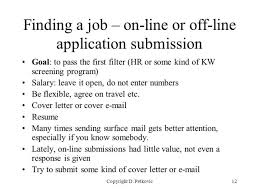 salary in cover letter