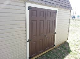 Dutch Barn Door by 16 36 Vinyl Dutch Barn 8454 1 5 U2013 Storage Sheds U2013 Garages U2013 Shed