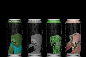 minecraft monster energy drinks macktruck6666 deviantart