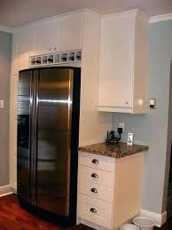 top of fridge storage top of fridge storage ideas bartarin site