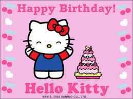 kitty birthday images free hlwhy jerzy decoration