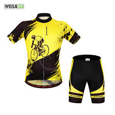 cool motocross gear aliexpress com buy wosawe brand new cool cycling jersey set