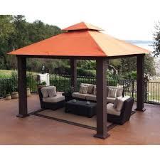 Sonoma Canopy by Sonoma Gazebo Blitz Host