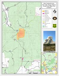 Map Of Cedar City Utah by Updated Dixie National Forest Fires Human Caused 1 Firefighter
