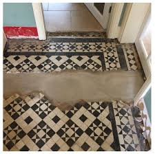 Black And White Tile Floor Cleaning And Maintenance Advice For Victorian Tiled Floors