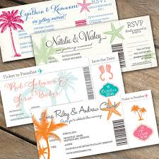 templates free passport and boarding pass wedding invitations uk