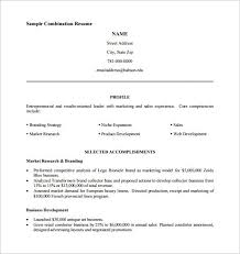 resume template pdf free combination resume template word free download