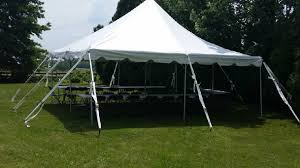 white tent rental miller s party rental millers party rental