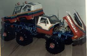 monster models