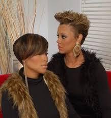 houston tx short hair sytle for black women razor chic of atlanta hair nails and make up pinterest