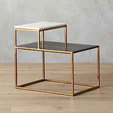 coffee tables and side tables modern side tables end sofa and accent tables cb2