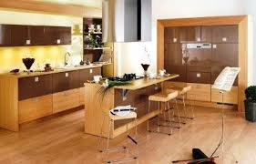 exemple de cuisine avec ilot central modele de cuisine avec ilot cuisine central modele cuisine equipee