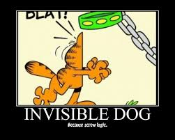 Garfield Memes - meme invisible dog by garfieldfan22 on deviantart