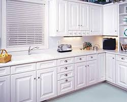 White Laminate Kitchen Cabinets Photo Kitchens Designs Ideas - Painting laminate kitchen cabinets