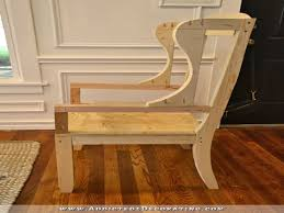 Build Dining Chair Furniture Diy Dining Chair Fresh Diy Wingback Dining Chair How To