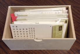 storage stampingbug u0027s cards