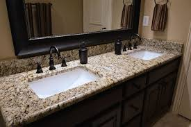 Granite For Bathroom Vanity Santa Cecilia Bathroom Santa Cecilia Granite Bathroom Vanity