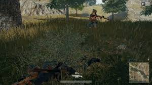 pubg ghillie suit you don t even need a ghillie suit to fit in with the bushes
