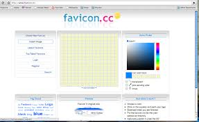 how to easily create a favicon home stories a to z