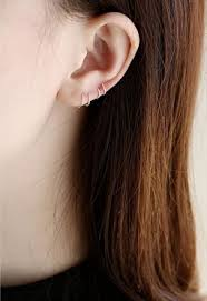 ear earrings asos marketplace women earrings