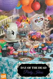 Halloween Birthday Party Centerpieces by 33 Best Day Of The Dead Party Images On Pinterest Day Of The