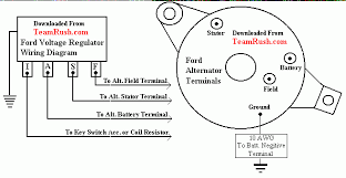 wiring diagram voltage regulator wiring diagram dodge voltage