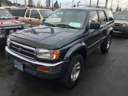 cheap toyota 4runner for sale 1998 toyota 4runner for sale carsforsale com