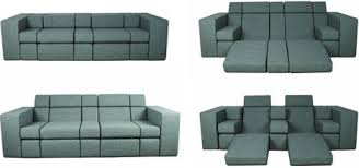 sofa that turns into a bed beyond sofa beds 7 creative new kinds of sleeper couch urbanist