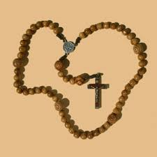 wooden rosaries olive wood rosary clear creek
