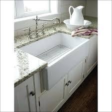 kohler farmhouse sink cleaning kohler apron front sink kohlers vault clean lines with vintage style