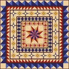 quilt pattern round and round red white blue round robin quilt pattern quilts of valor