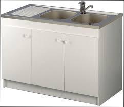 meuble de cuisine sous evier meuble sous evier cuisine brico depot cevelle meuble sous lavabo