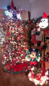 disney tree mickey mouse minnie mouse