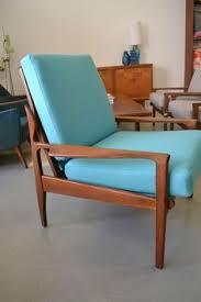 Ebay Armchair Fler Sc55 Wool Armchair Chair Retro Eames Fler Parker Teak Danish