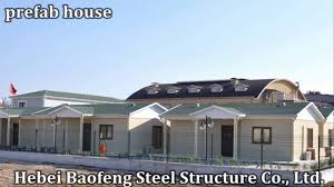 steel prefab house made in china youtube