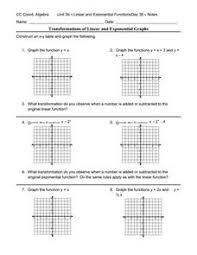 8th grade math transformations worksheet free worksheets library