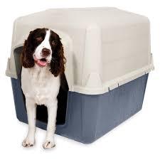Dog Igloo Petmate Barn Home Dog House Walmart Com
