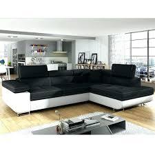 canap design noir et blanc canape convertible noir et blanc top size of salon canape