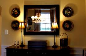 dining room mirror decorating ideas best home design fancy with