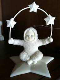 department 56 snowbabies i dig you ornament new in box retired