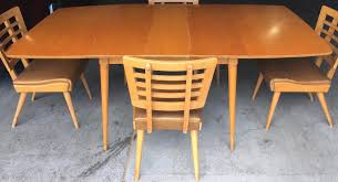 identifying this wonderful mid century dining room set