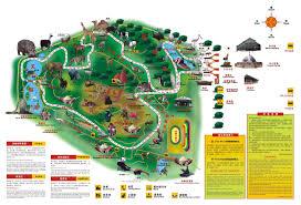 Shenzhen China Map Shenzhen Safari Park Map Maps Of Shenzhen