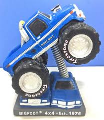 original bigfoot monster truck toy news u2013 bigfoot 1 bobblehead pre order bigfoot 4 4 inc
